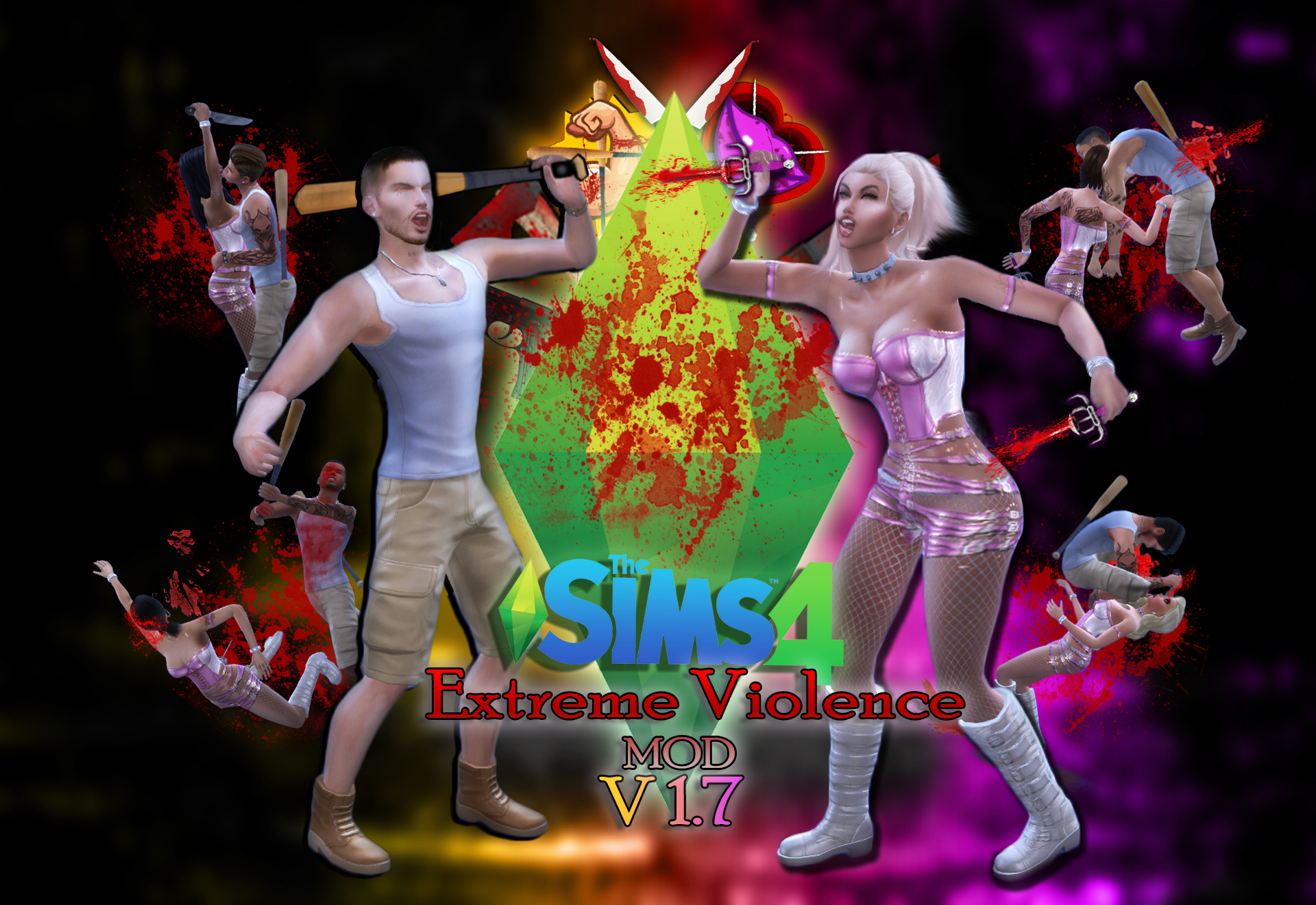 the sims 4 killer mod download