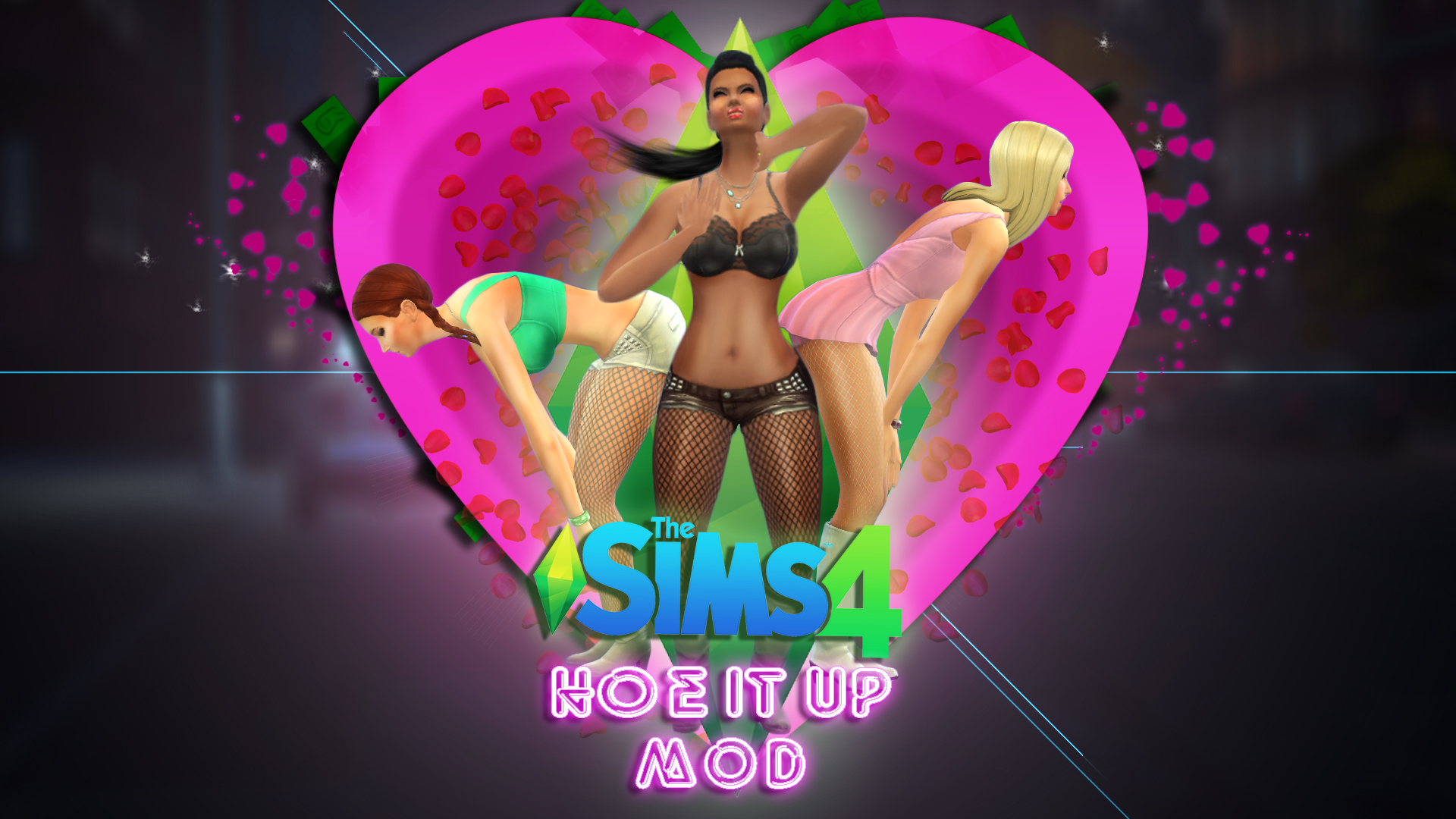 sims 4 hoe it up download free